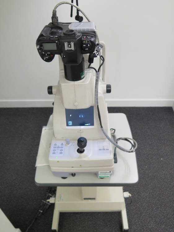 topcon nw6s with table   nikon d1x used fundus camera ophthalmic equipment used optical Nikon D1H for Buffer Focusing Screen Nikon D2X