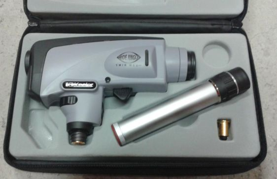 Keeler OPhthalmoscope wide angle