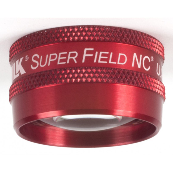 SuperField Volk Lens Red