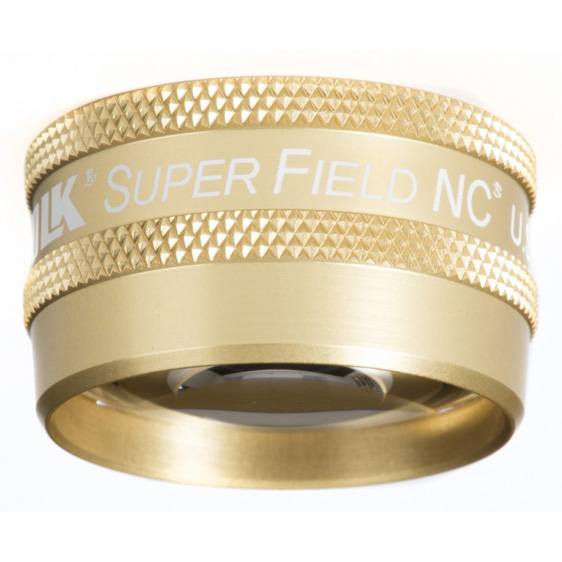 SuperField Volk Lens Gold