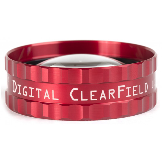 Digital Clearfield Red