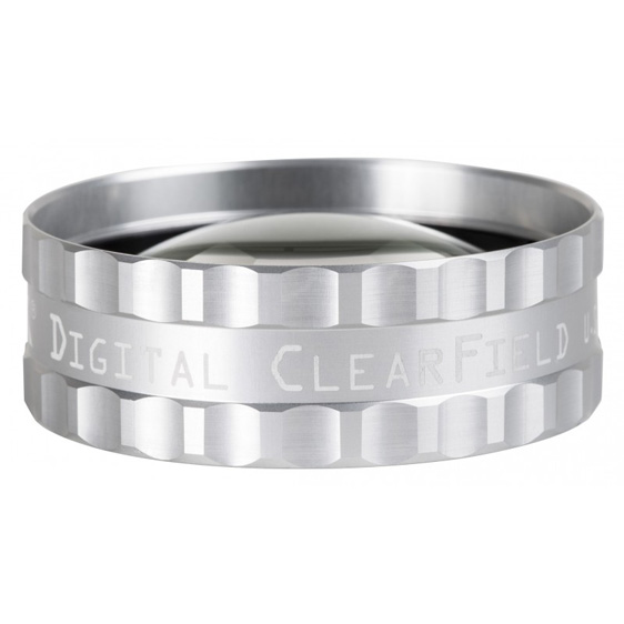 Digital Clearfield Silver