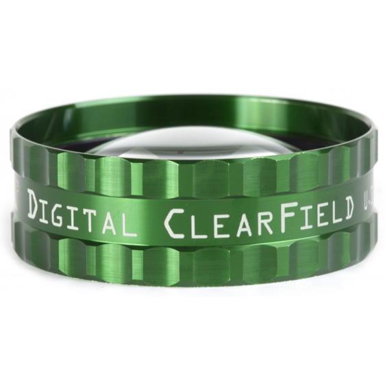 Digital Clearfield Green