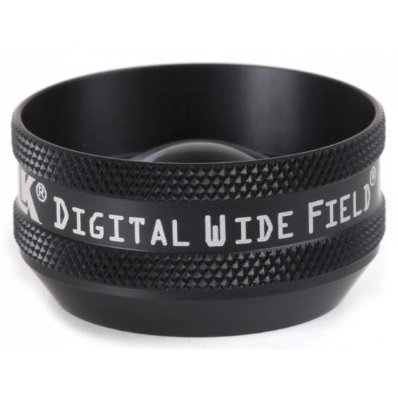 Digital WideField Volk Lens Black
