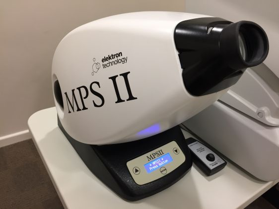 Macular Pigment Screener II