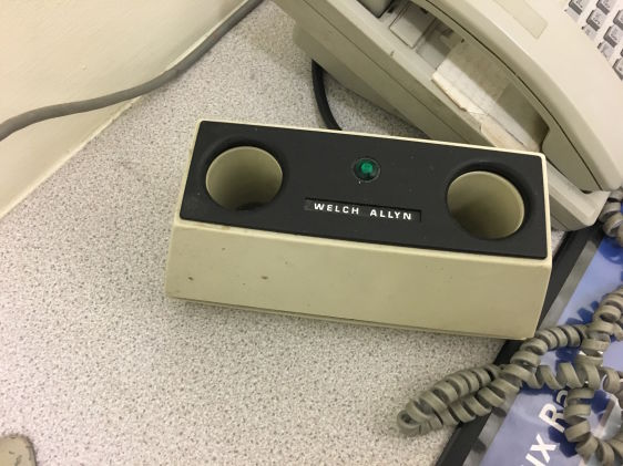 Welch Allyn Desktop Charger  unit only