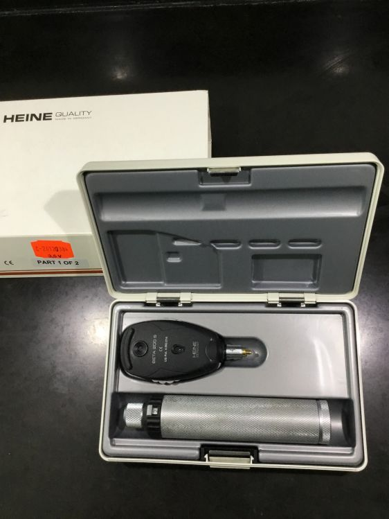 Heine beta200 ophthalmoscope