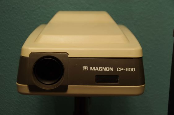 Magnon CP600 Chart Projector