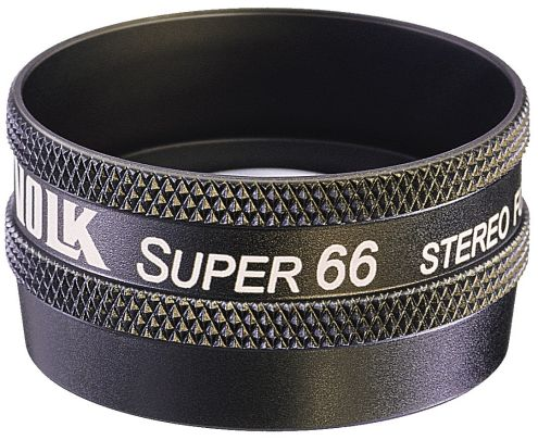 Super 66 Volk Lens Black