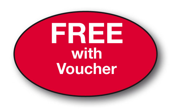 Free with voucher /bx 250
