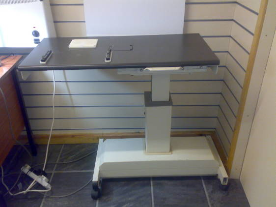 NIKON HYDRAULIC TABLE T-20