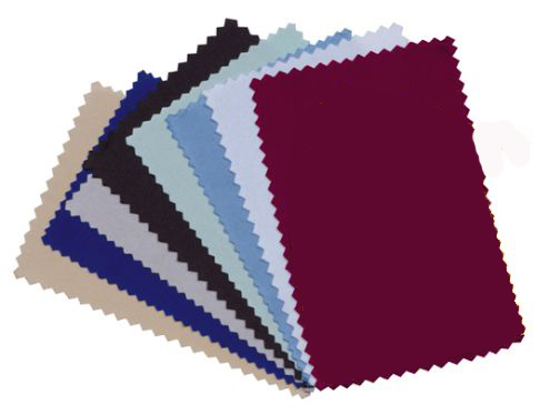Premier Microfibre Cloth 6 x 4 Burgundy