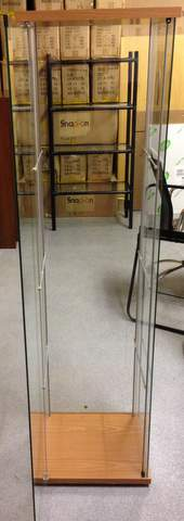 Glass frame display Unit
