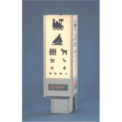 Motorised - 4 sided Direct Test Type ,Wall mounted,