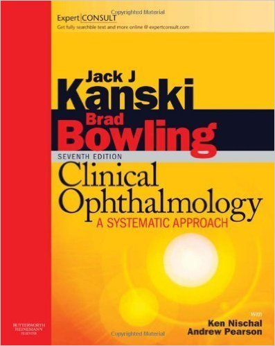 Kanski Clinical Ophthalmology