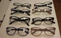 Assortment of Jimmy Choo ophthalmic frames