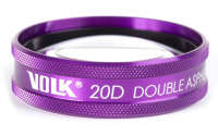 20D Volk Lens Purple