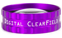 Digital Clearfield Purple