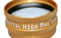 Digital High Mag Lens Gold