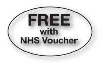 Free NHS Stickers bx/250