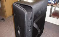 Optical Salesman's Black Frame Carry Case & Boxes