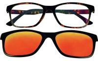 Frames with Polarized Clip 10 Pairs