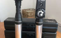 Keebler Specialist Opthalmascope and Retinoscope