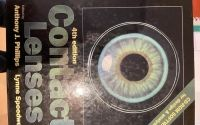 Contact Lenses 4th edition