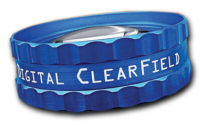 Digital Clearfield Blue