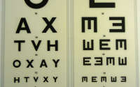 3M Laminated Test Type OAX/E non-reflective