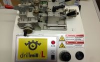 Rimless Drill, dills two lenses simulta DrillMill